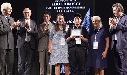 ESMOD学生获2016Mittelmoda时尚奖