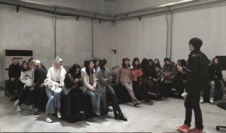 ESMOD北京 x Common Place 买手店课程